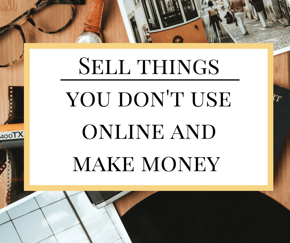 Sell currency online