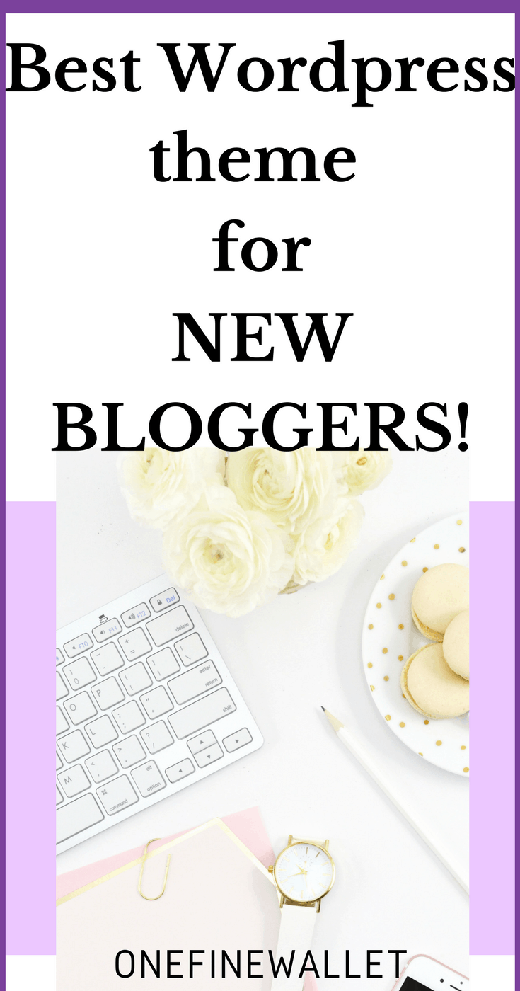 Learn how this wordpress theme saved my blog and cut my blog work in half! #blogging #bloggingideas #makemoneyblogging #wordpresstheme #makemoneyonline
