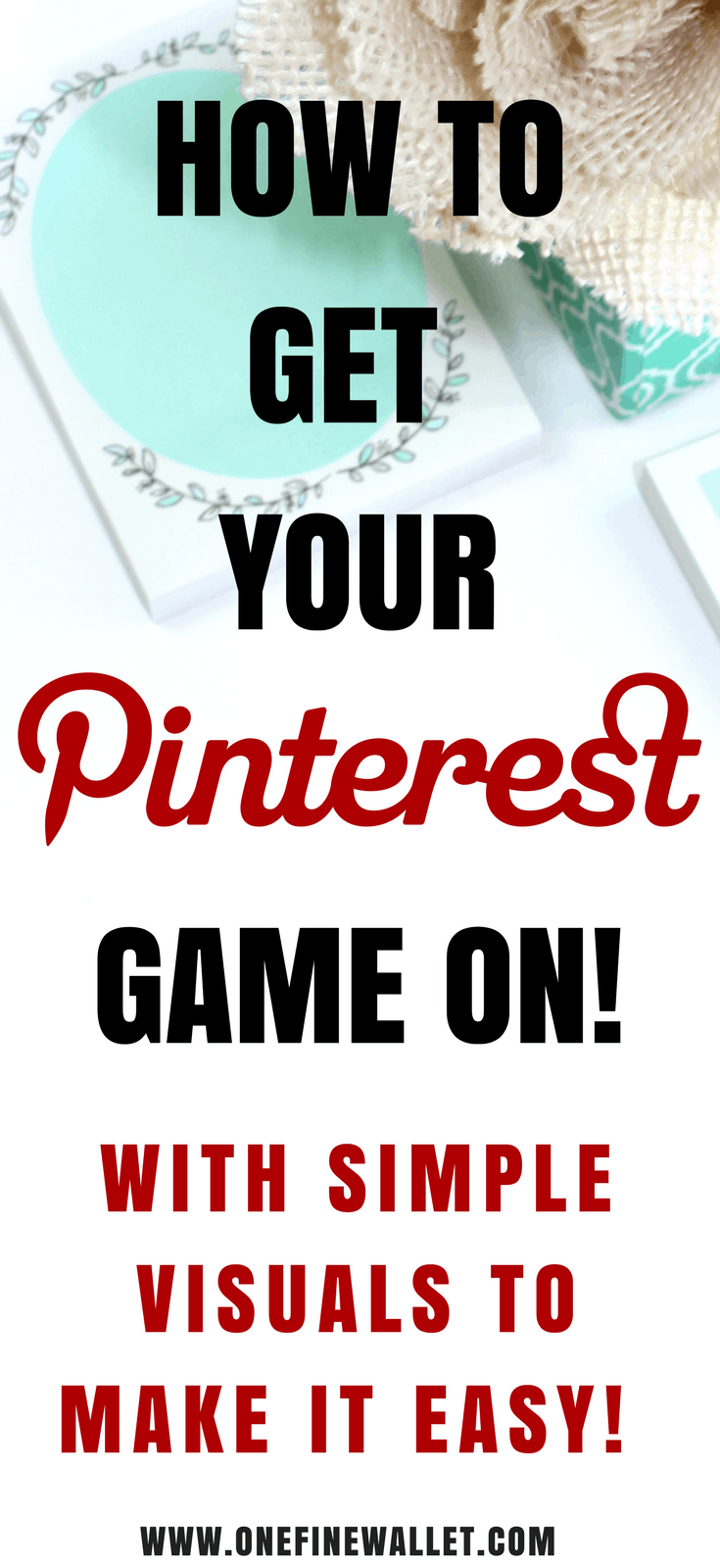 Here's everything you need to know about getting your pinterest game on as a new blogger to gain that blog traffic. #pinteresttips #pintereststrategies #pinterestforbloggers