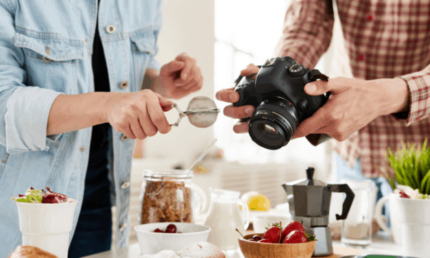 How to start a food blog and make money-BEGINNERS!