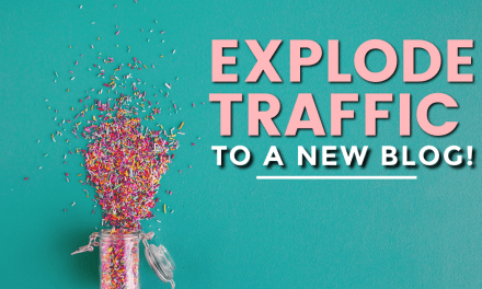 Grow your blog traffic as a beginner using tailwind