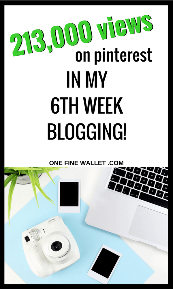 Increase blog traffic with pinterest using tailwind tribes. Learn howI get traffic to my new blog #tailwindtribes #pinterestmarketing #pinteresttips