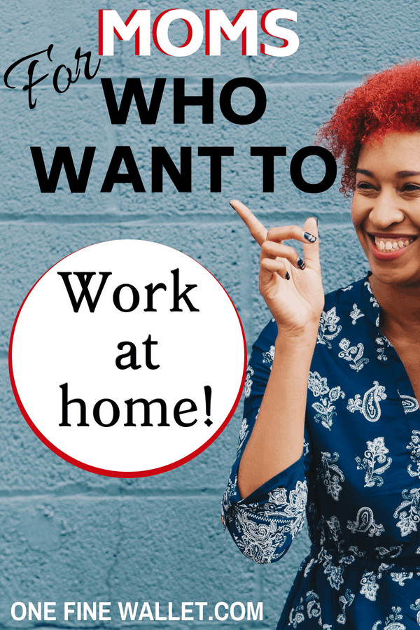 Confused where to begin? Here are some work from home jobs for moms to get started on a new career and make extra money from home! #workfromhomejobs #jobsformoms #makemoneyonline