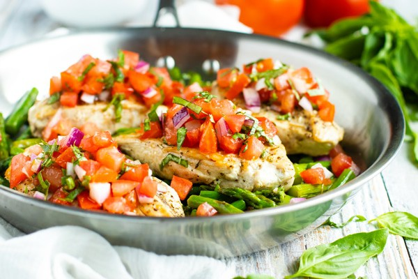 weight loss healthy dinner recipes