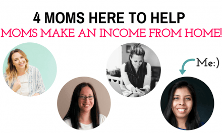 4 work from home jobs for stay at home moms with babies
