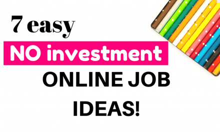 Genuine online jobs from home without investment – work from anywhere