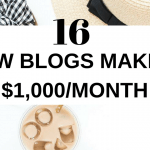 Ways to make money blogging for beginners – list of motivating reports