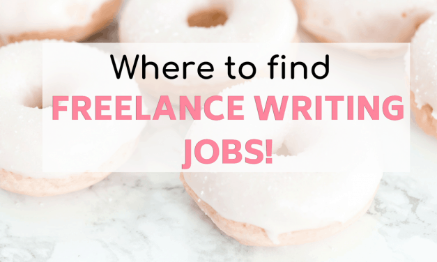 How to start and find freelance writing jobs for beginners in your first month