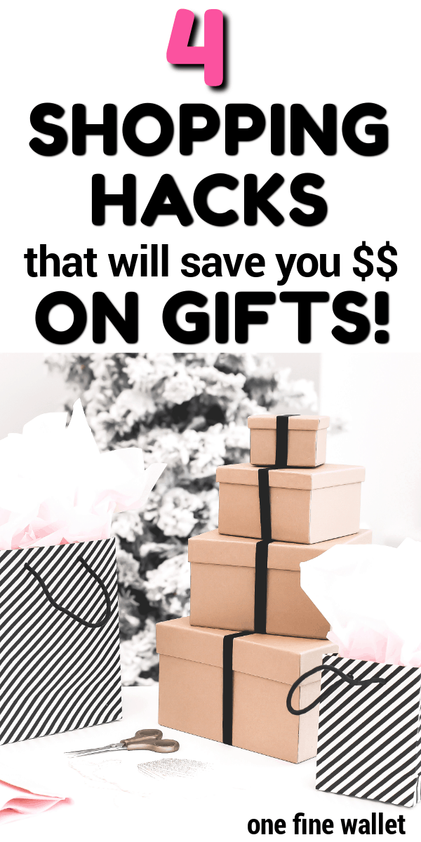 4 Easy tips on how to save money on christmas gifts -2018 - One Fine ...