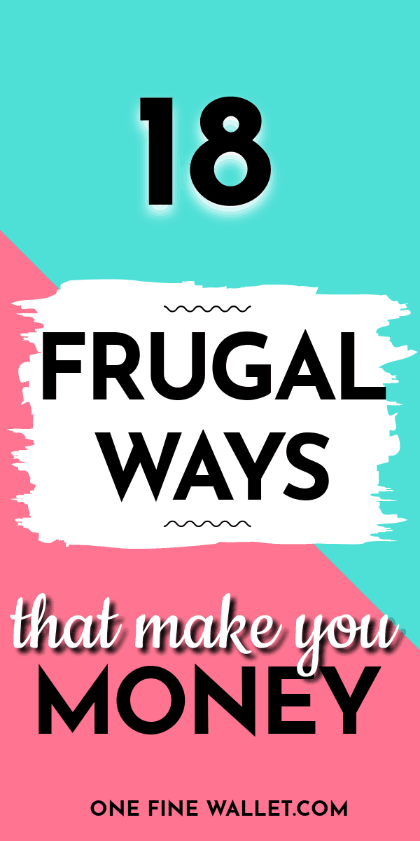 Start a frugal lifestyle with money saving tips and ideas that will save you over $500 each month. #frugal #savemoney #savingmoney #frugaltips
