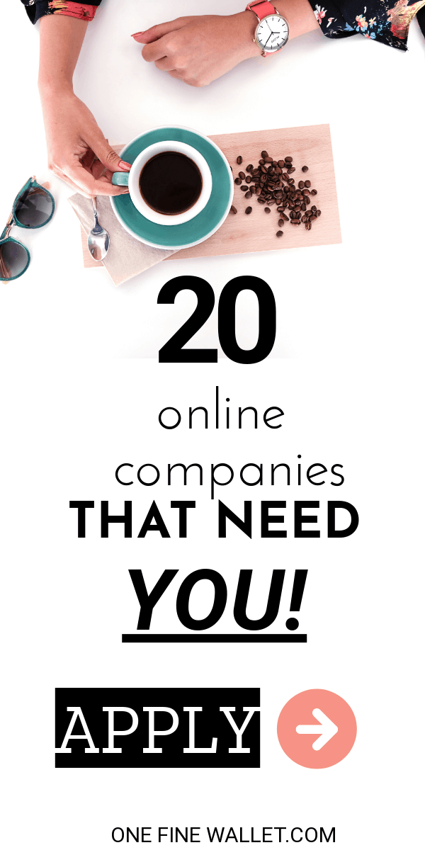 These are companies that are offering non phone online jobs you can start today. Make money online with these brilliant work at home jobs #workfromhome #makemoneyfromhome #money #makemoneyonline #makemoneyfast