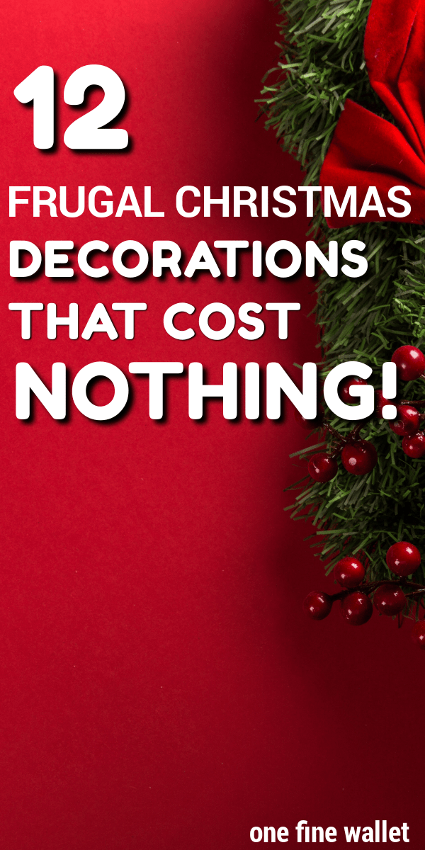 These homemade festive DIY Christmas home decor and decorations are great for kids to help out. And since they cost you nothing, you save money and yet fun crafts to make.