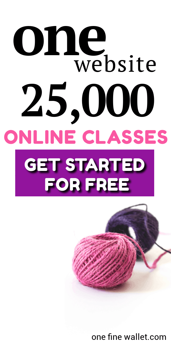 Start free online classes from home to learn a new skill. Over 25,000 classes to help you build on your passion and a dream work from home job