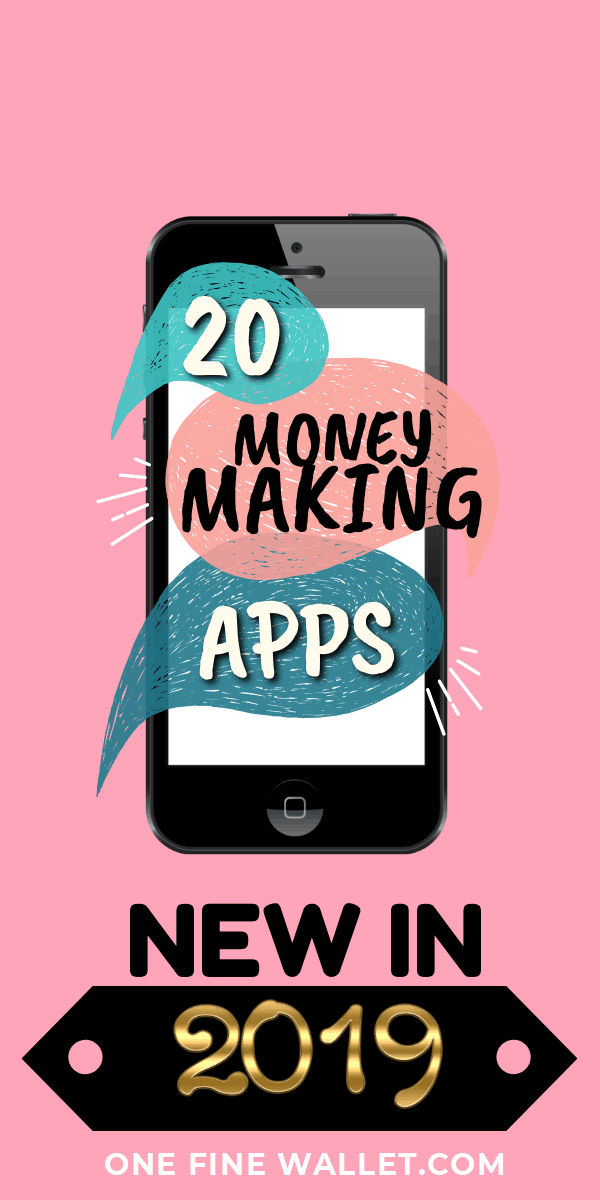 Earn money in 2019 with these highest paying apps that give you cash through paypal. These are legitimate money making side hustles that will make money each month