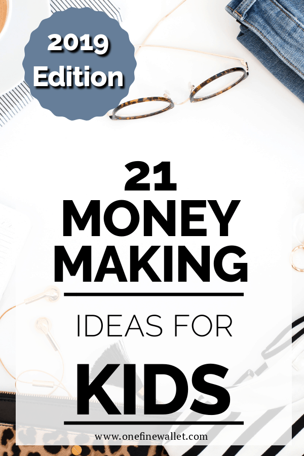 Want to know how to make money for kids? Here are 21 simple ways for kids to make money from home online. Ready to earn?