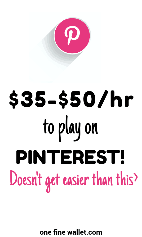 This is one of the most flexible and fun side hustles there is! Want to know how to make money on Pinterest? Read on. #makemoney #makemoneyonline #workfromhome #sidehustles #extracash