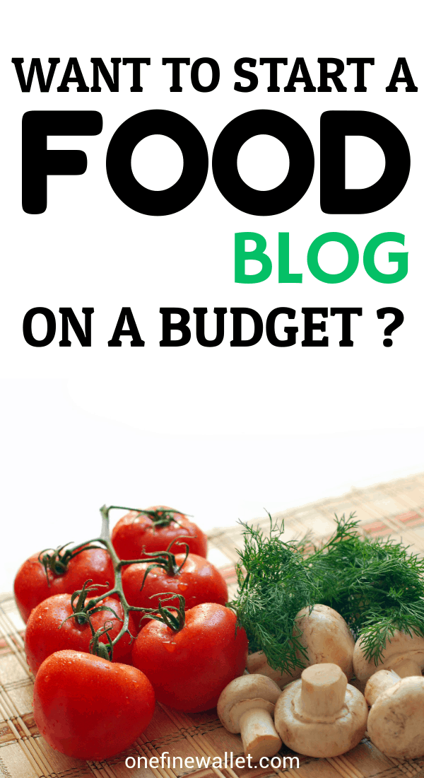 Want to start a food blog that and make money from home? Here are the perfect BUDGET friendly blogging tips and photography tips that will make your blog look professional!