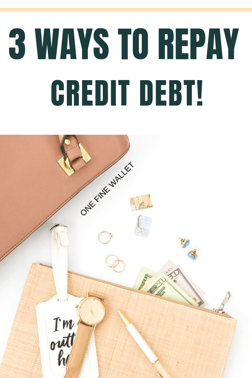 Want to get rid of credit card debt? Learn how to use the consolidation and management method to pay off your debt.
