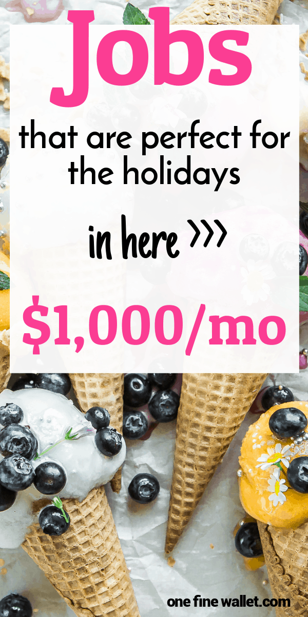Want to earn cash for the holidays? Here are some awesome side hustles to make money from home.