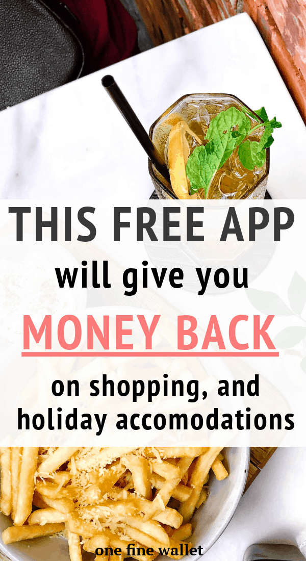 This is a free app that automatically gives you refunds for your online shoppings, hotel bookings and compensation for amazon late deliveries. Paribus is one of the best money saving apps to try and save money.