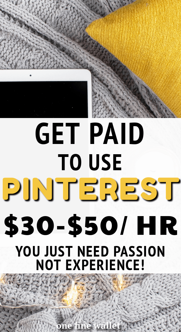 Learn how to become a Pinterest Virtual assistant and make a full time income from home