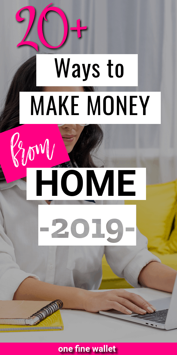 Best ways to make money from home. Here are over 50 jobs that are hiring remote workers to make money from home