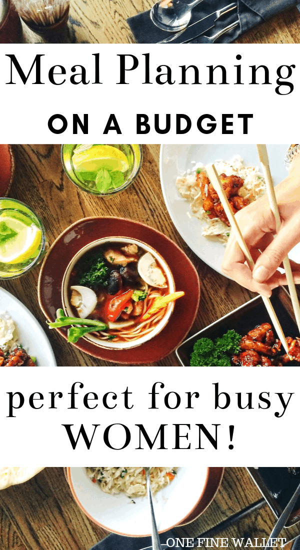 Meal planning on a budget: The best way to cook healthy recipes at home and save money dining out.