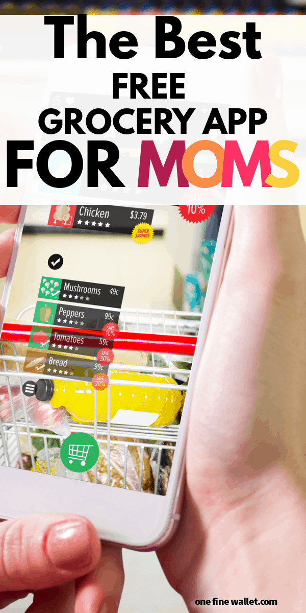 Grocery List App for Moms - Cozi Review. A free phone app to help you and your family stay organised. Try the Cozi App>