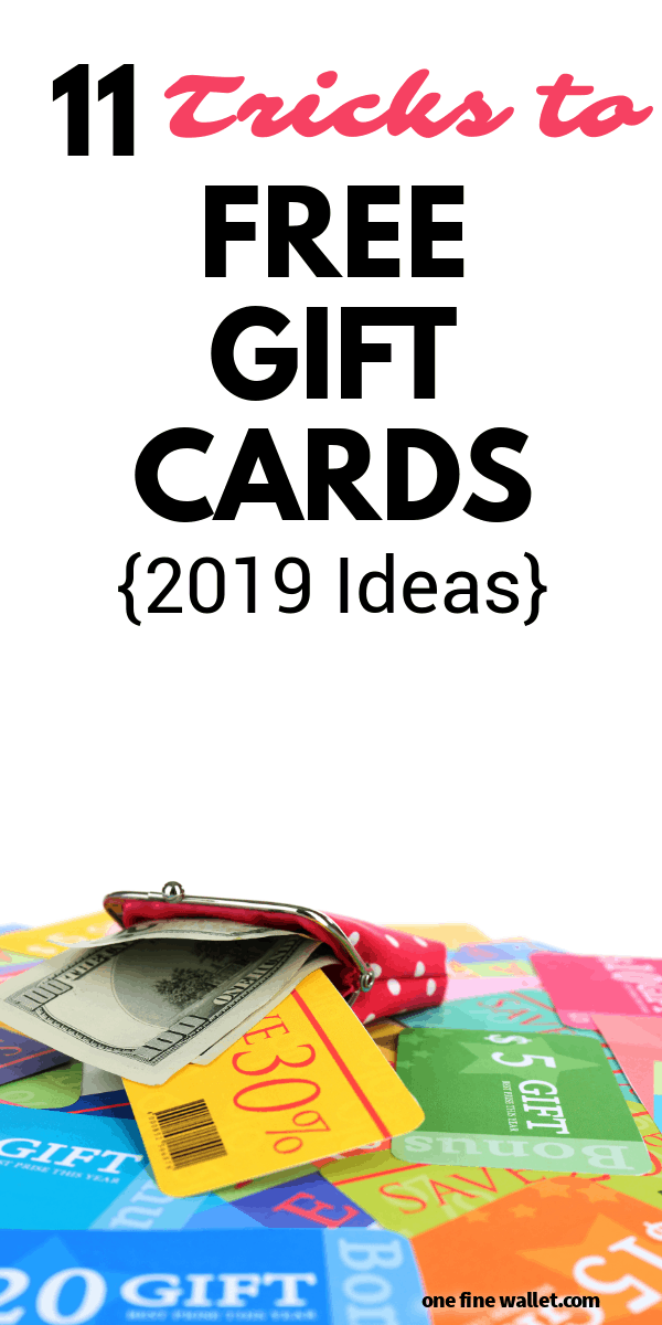 Free Gift Cards: Ideas that will get you free gift cards from Amazon, Target, Walmart and other big name brands. Save Money today!