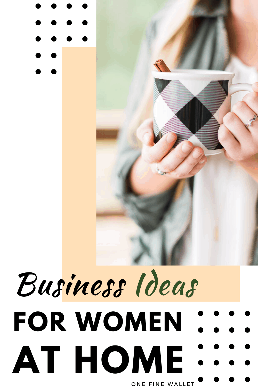 Smart Business Ideas for Women at home. Start a new work at home career in 2020!
