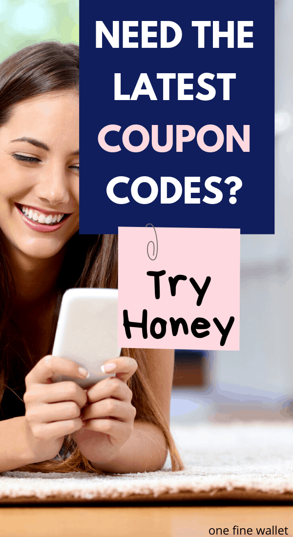 Need the latest active coupon codes for your online shopping? Forget couponing. Try this free browser extension instead. Honey browser extension will help you automatically save money by getting coupon codes and deals for your online shopping