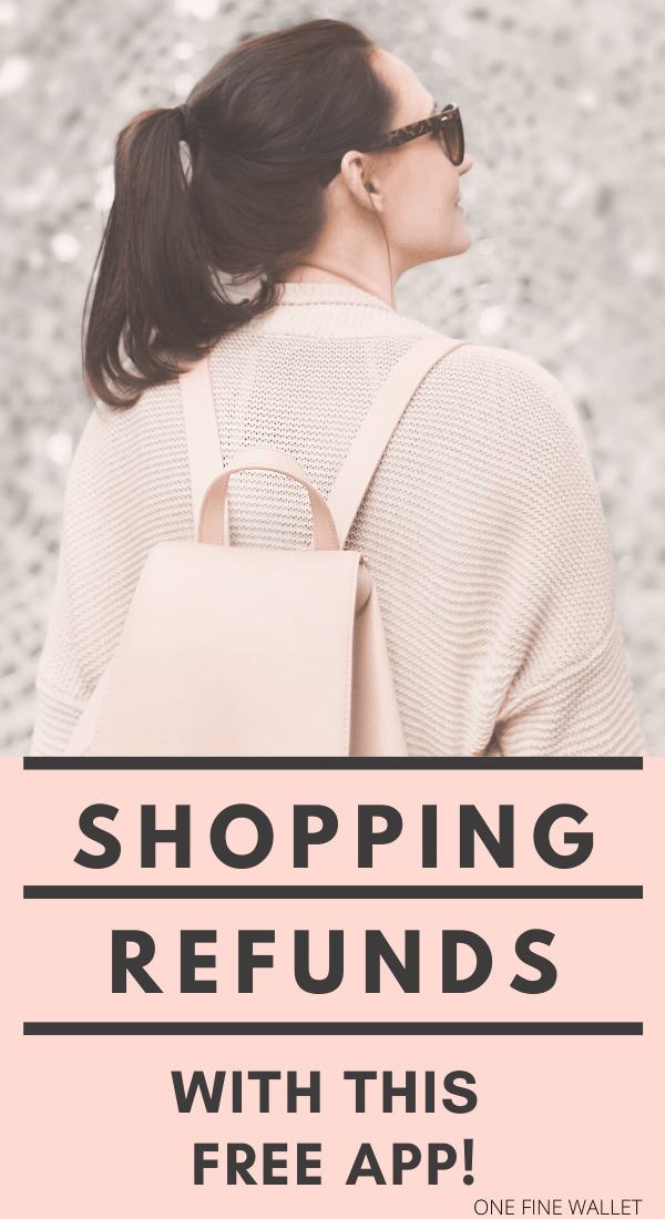 Get yourself a refund on your shopping with this free app. Get cashback for your shopping habits. Save money shopping online!