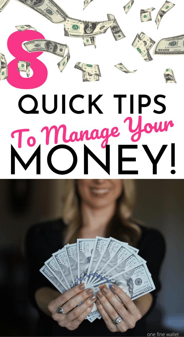 Best money management skills for personal finance