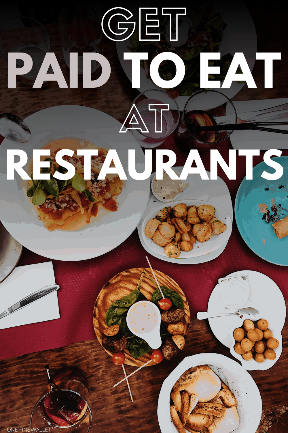 Get paid to eat out at restaurants with the Seated app. Get up to 30% off your bills using the Seated app