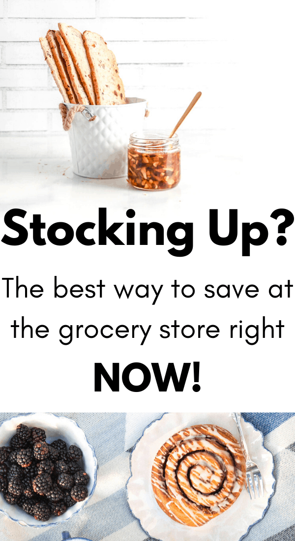 Looking for one best tip to save money on groceries? Try this frugal living idea for those looking to budget without couponing