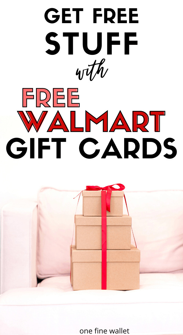 Do you like free stuff? How about Free walmart gift cards? Here are 8 ways you can save money shopping at Walmart!
