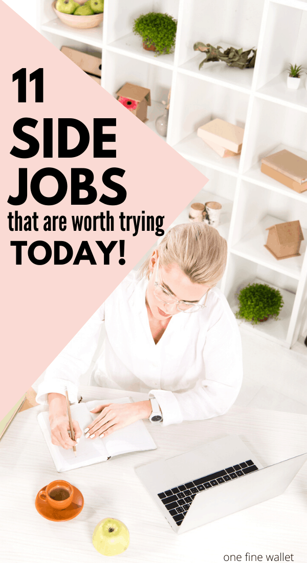 Side jobs that pay well. Some of the highest paying side hustle ideas worth trying.