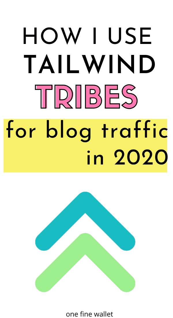 How to use tailwind tribes to increase blog traffic. How to join Tailwind tribes for bloggers