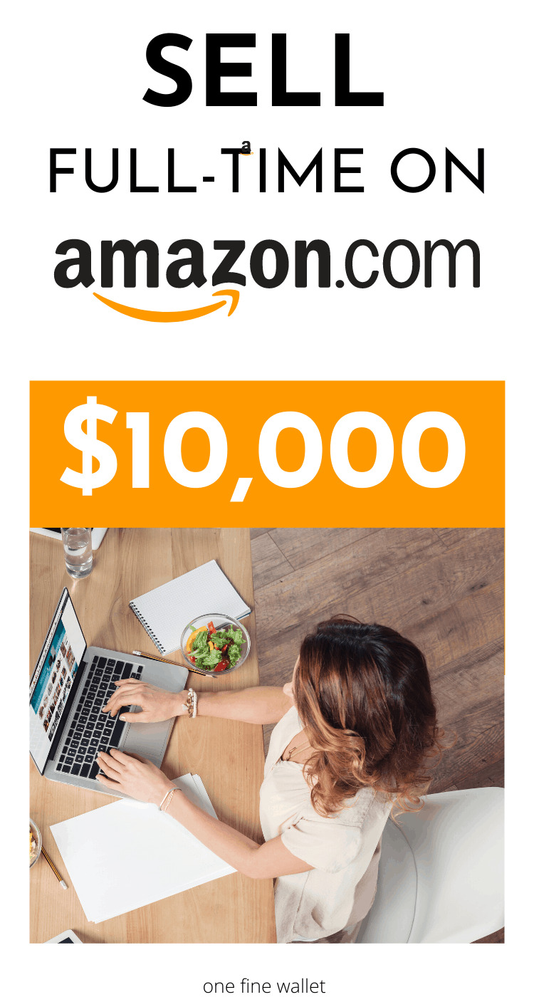 How to make money online on Amazon. Start an Amazon FBA business - step by step