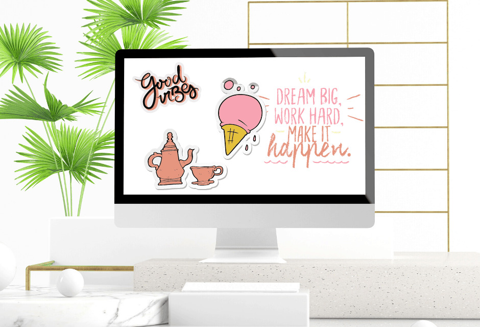 How to Make Digital Stickers to Sell – $7,000 in 6 months