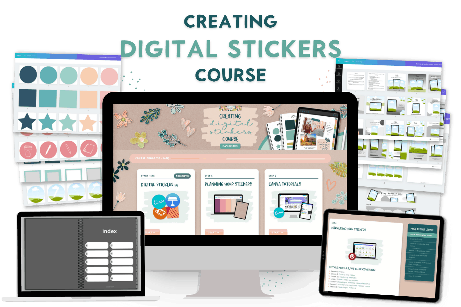 can you make money with digital stickers