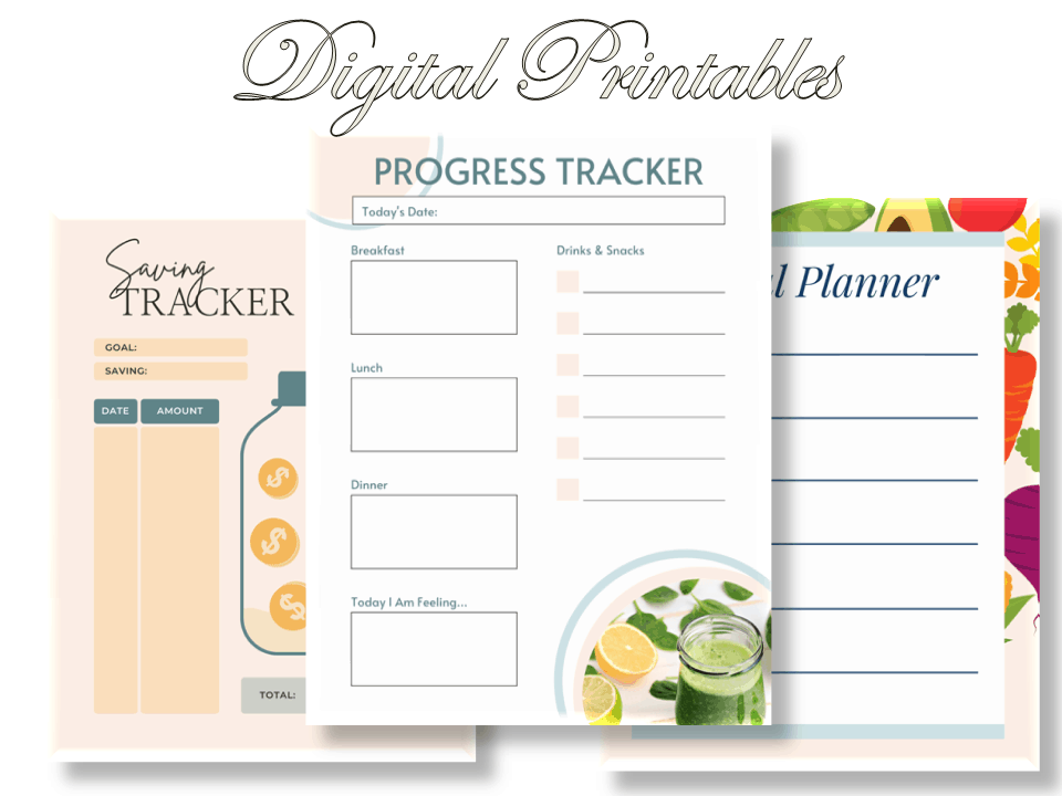 How to make and sell digital printables