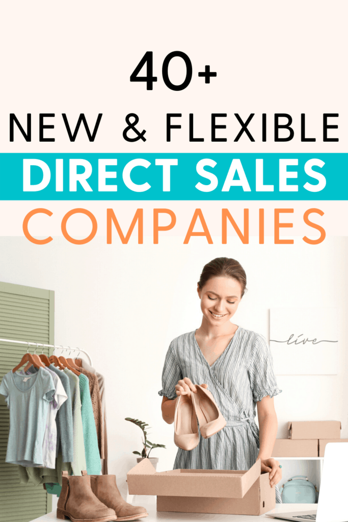 direct sales companies
